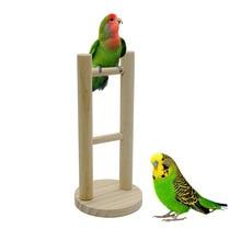 Parrot Toys For Bird Stand wood Accessories Cage Decoration Perch Budgie Parakeet vogelkooi benodigdheden vogel accessoires