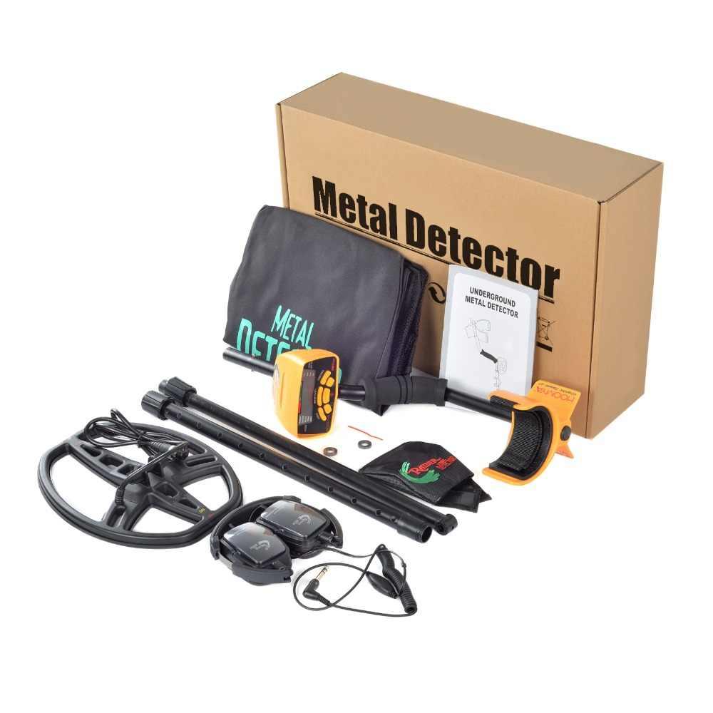 MD-6350 Bawah Tanah Metal Detector Penggali Emas Pemburu Harta Karun MD6350/MD6250 Updated Profesional Mendeteksi Peralatan Pinpointer
