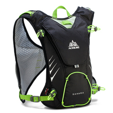 AONIJIE Men Women Lightweight Trail Running Backpack Outdoor Sports Hiking Racing Bag With Optional 1.5L Hydration Water Bag