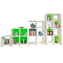 Ручки для шкафа мебель ABS смолы книжная полка дети книжный шкаф estanterias infantiles meuble дальномер enfant