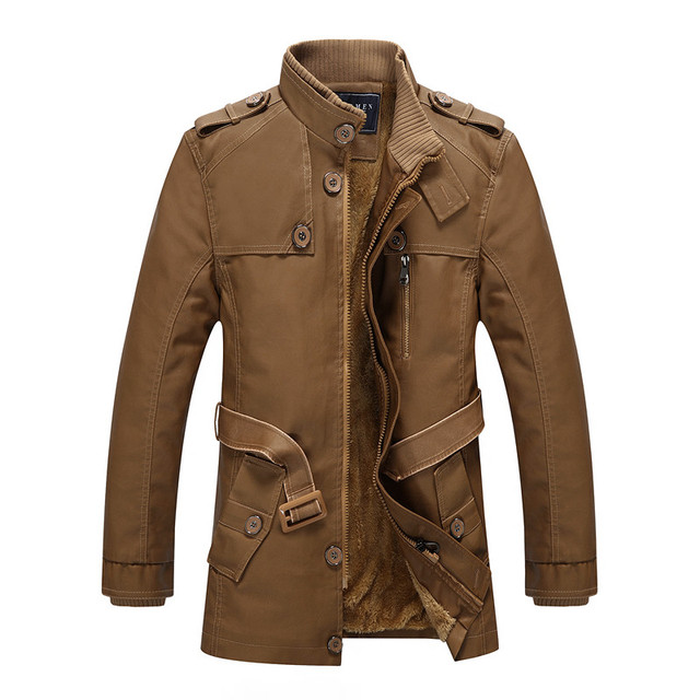 leather jacket men autumn and winter male Plus velvet thick warm pu leather jackets Europe and The US  plus size M-4xl 0317