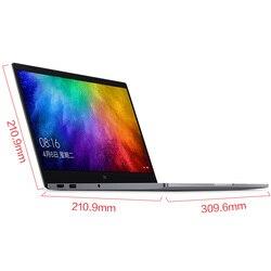 Oryginalny Xiaomi Ultraslim laptopa Air 13.3 Intel i5/i7 Quad Core 8GB DDR4 256GB pcie SSD MX250 2GB rozpoznawania linii papilarnych domu PC 5