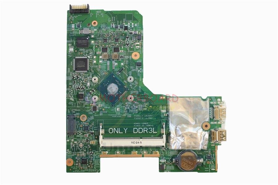 Vieruodis FÜR DELL Inspiron 14 3452 3552 Laptop Motherboard P2DX7 0P2DX7 CN-0P2DX 14279-1 DDR3L W/N3050 CPU 32GB SSD