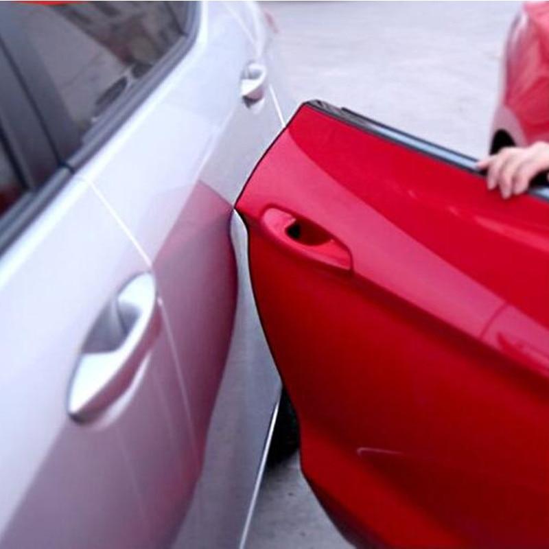 8M Protective Decoration Belt For Automobile Door For AUDI S Line A4 A3 A6 C5 Q7 A1 A5 TT A8 Q3 A7 R8 RS B6 B7 Car-Accessories