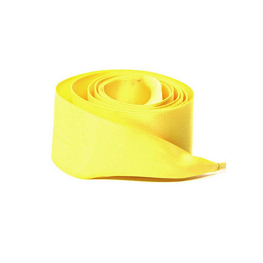 Яркие цвета плоские шнурки женские модные атласные Ленточные шнурки для обуви шелковая атласная широкая плоская лямка шнурки белые черные желтые