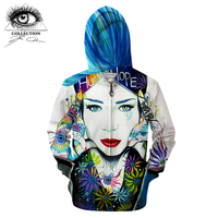 Pixie Cold by Pixie cold Art 3D Zipper Hoodies Men Hot Sale Sweatshirts Cool Pattern Hoodie Brand Jacket Fashion Tracksuits Stre