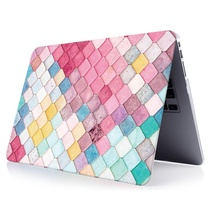 цена на Plastic laptop Hard Case Cover For 2018 New Alppe Macbook 13 Air With Retina Touch ID ONLY For the New Model  A1932 EMC 3184