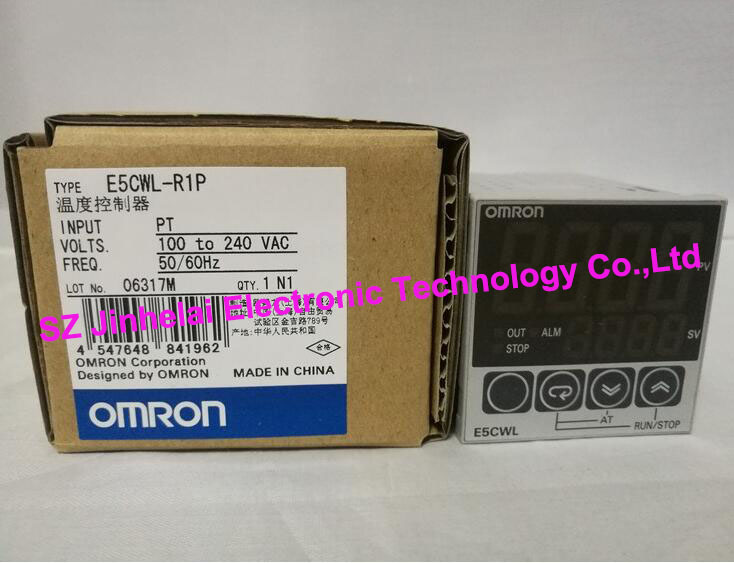 E5CWL-R1P, E5CWL-Q1P  New and original OMRON  AC100-240V q and q q887 100