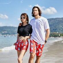 361 летние пляжные шорты для женщин повседневный спортивный