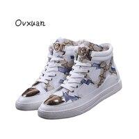 Ovxuan金属トップと金属バックル男