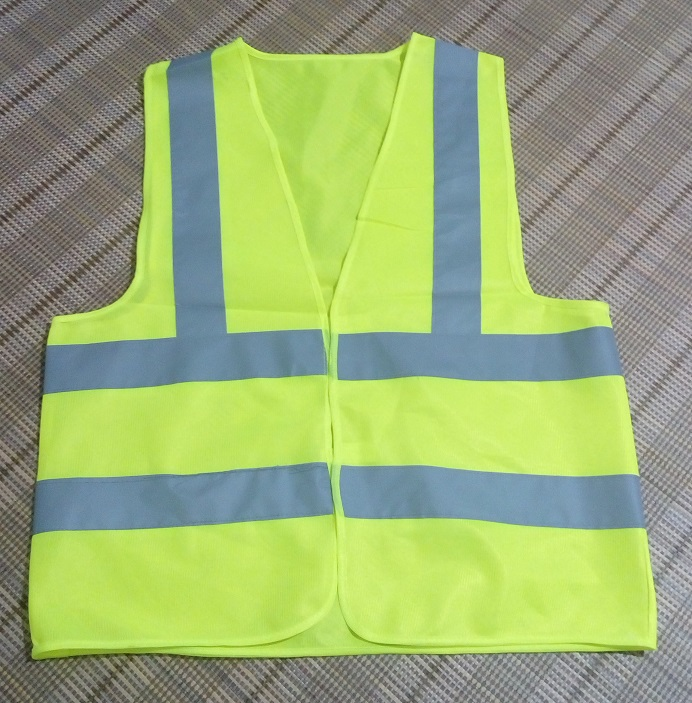 Yemingduo Road Traffic Work Reflective Safety Vest Reflective Warning Clothing
