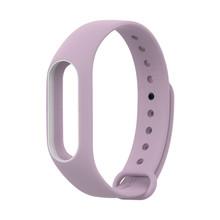 Mijobs mi Band 2 Pasek silikonowy bransoletka dla Xiaomi Mi Band 2 bransoletka opaski opaska pasek na rękę Xiaomi Mi Band 2 pasek tanie tanio Dorosłych W FGHGF Innych