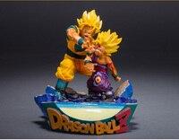 18 см японская аниме фигурка Dragon Ball Сон Гохан/Сон Гоку фигурка Коллекционная модель игрушки для мальчиков