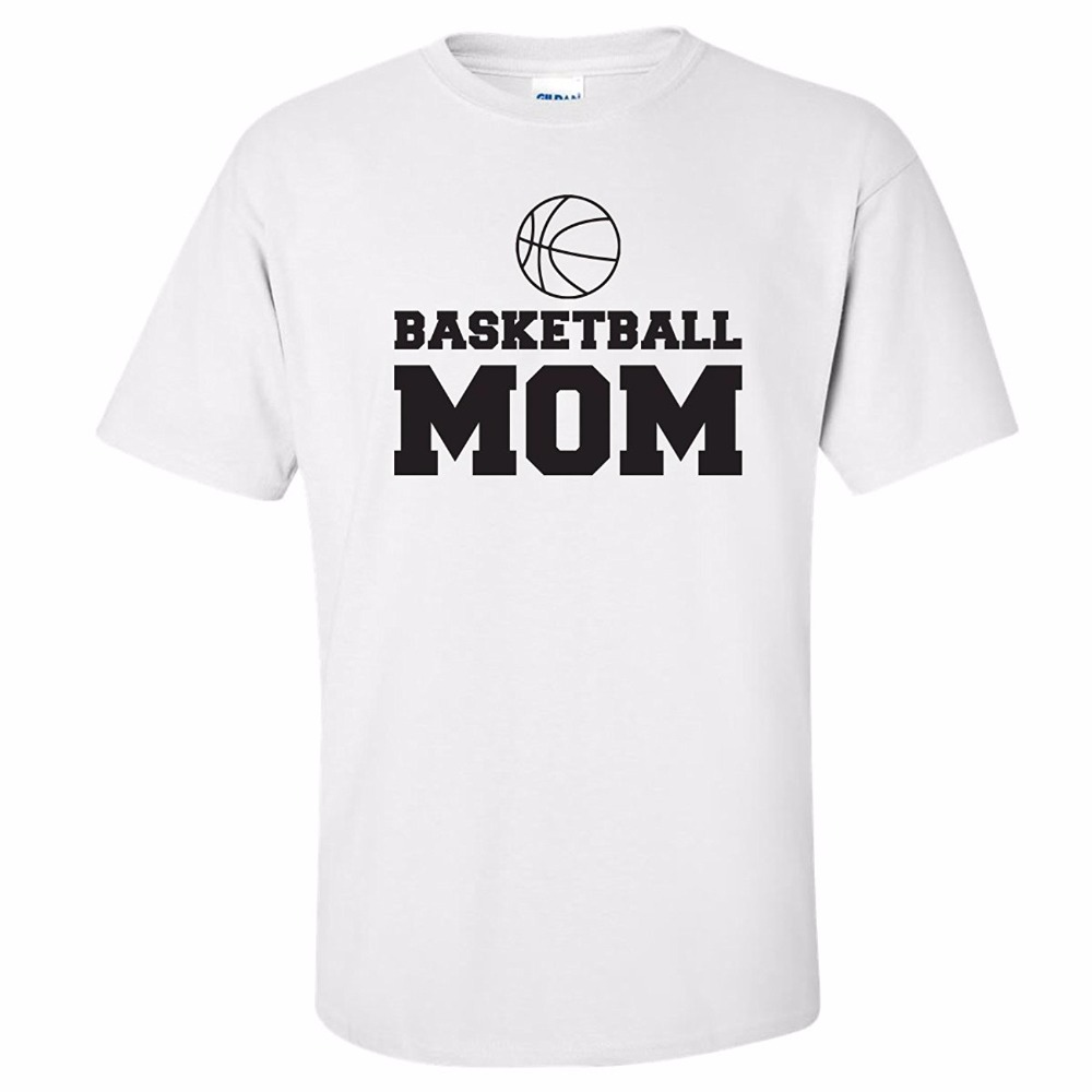 Design your own t-shirt for cheap price - 2017 Newcomers Classic Solid Short Sleeved Loose Basketballer Mothers Adult Short Sleeved T