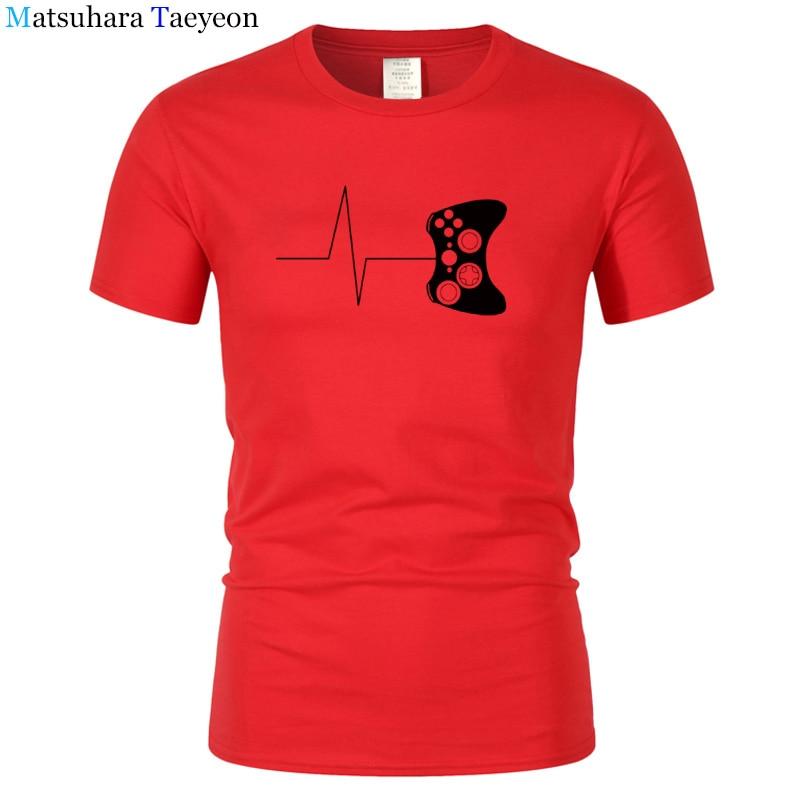 Matsuhara Taeyeon brand t-shirt Short Sleeve Crew Neck Cotton Rayon tee funny t shirts video gam printing tshirt clothing XXXL