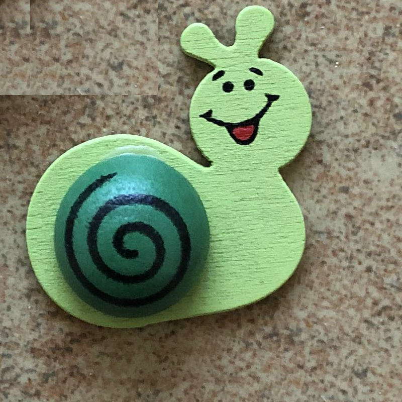 500PCS/LOT,3D snail stickers,Kids toys,scrapbooking kit,Early educational DIY.Kindergarten crafts.Classic toys.3x4cm