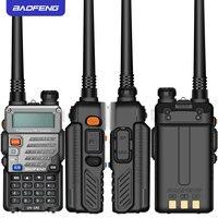 מכשיר הקשר מכשיר הקשר Baofeng UV5RE Dual Band UV5RE CB רדיו 128CH VOX פלדה מעטפת Ham Radio משדר מקצועיות לציד רדיו (3)