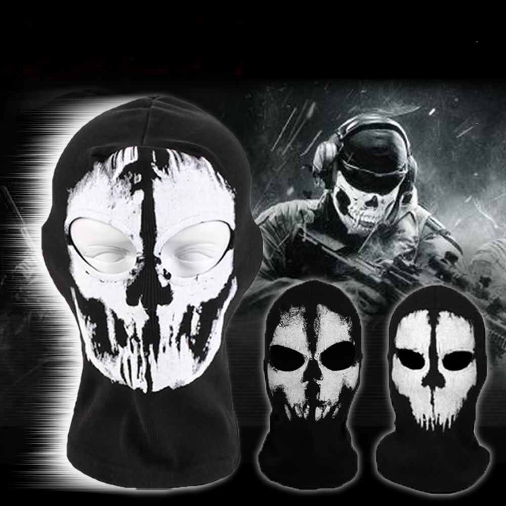Compare Prices on Ghost Skull Face Mask- Online Shopping/Buy Low ...