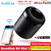 BroadLink RM Mini3 Smart WiFi Remote Controller Smart Home Automation Switch Intelligent WiFi IR For Android