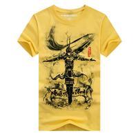 ZEESHANT 5XL 6XL Fashion Brand 3D Printed Son Goku T Shirt Men Women S Summer Short