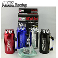 AMK racing--Universal Aluminum Alloy Reservoir Oil Catch Can Tank color :red,blue,black,silver