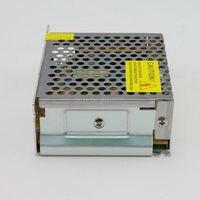 60 W DC 12 V 5A fuente de Alimentación Adaptador de CA 100-240 V a DC 12 V Transformadores de Conmutación fuente de Alimentación para 12 V 3528/5050 LLEVÓ la Tira Luces