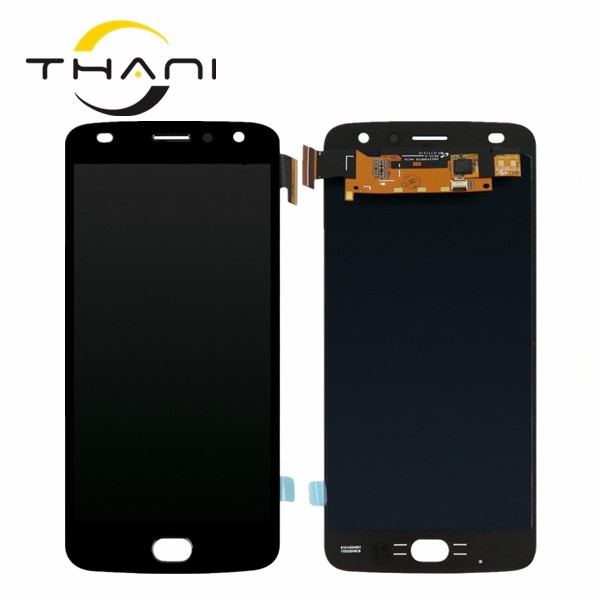Thani 5.5 inch LCD Screen For Motorola Moto Z Play XT1635 LCD Display Touch Screen With Frame Digitizer Assembly free shipping assembly for doogee dg700 titans2 black touch screen digitizer lcd display assembly with free tools free shipping