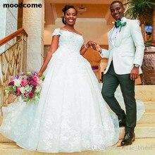 Robe de mariée luxe avec traîne