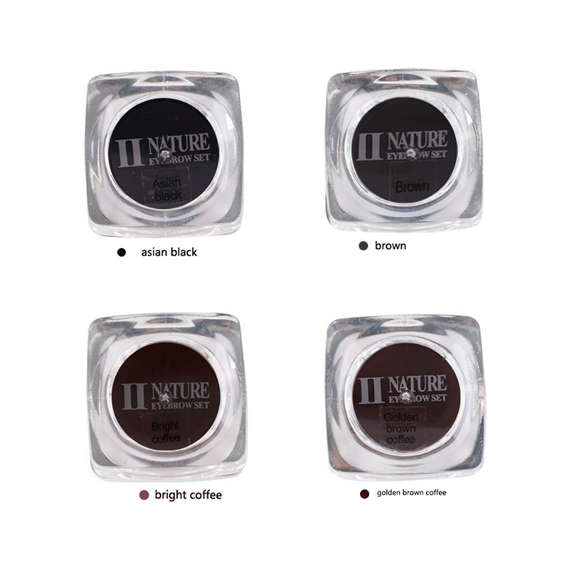 Tattoo Microblading Pigment Berufsaugenbraue Micro Tattoofarbe Set Lippen Make-Up Tattoo Pigment 18 Farbe Optional Tätowierfarben