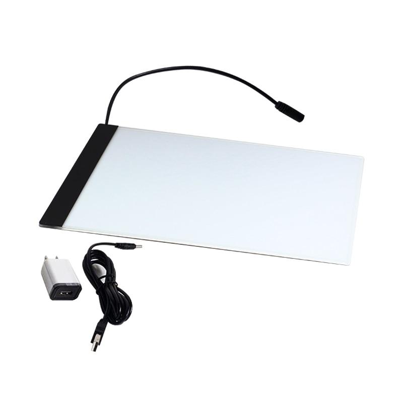 Luzes de Publicidade a4 portátil do diodo emissor Modelo Número : Ytt001-3