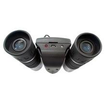 Discount! Free Ship digital video camera binoculars 640*480 30FPS 107@1000m long range view digital telescope TF Card reader AA battery
