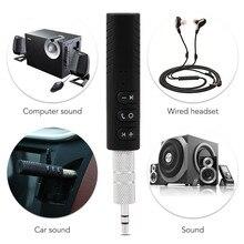 3.5mm jack Bluetooth Aux zestaw głośnomówiący odbiornik Audio Adapter dla BMW E46 E90 E60 E39 E36 F30 F10 F20 X5 E53 E70 E30 E87 G30 E34 E92