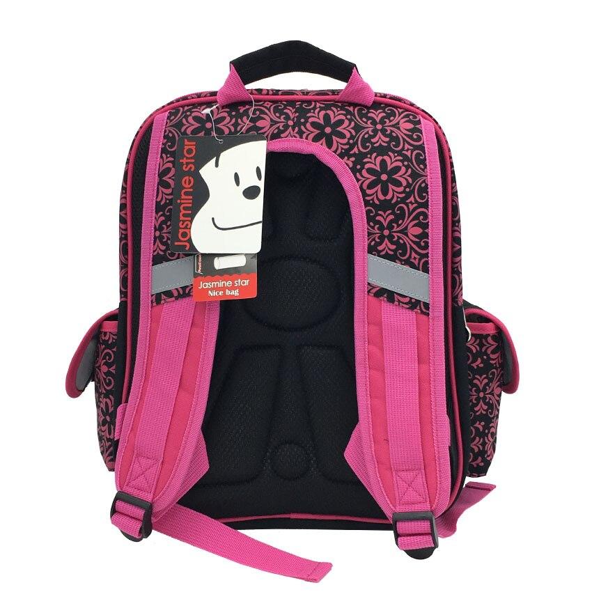 8194f18637b3 Jasminestar бренд школьные сумки для девочек мультфильм животных печати Класс  1-3-6 Дети Рюкзак Mochila Escolar подарок на день рождения | Школьные сумки  с ...