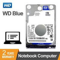 WD Blue 1TB hdd 2,5 SATA disco duro portátil interno Sabit disco duro interno HD disco duro western Digital