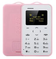 Ultra Thin GSM SIM Card Phone Telephone Student Version Credit Card With GPS Handfree Card Phones