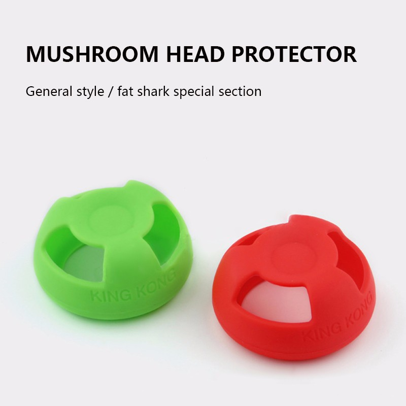 KINGKONG Mushroom Head Image Transmission Antenna Universal Protective Cover Four-leaf Grass Fat Shark Antenna Special P