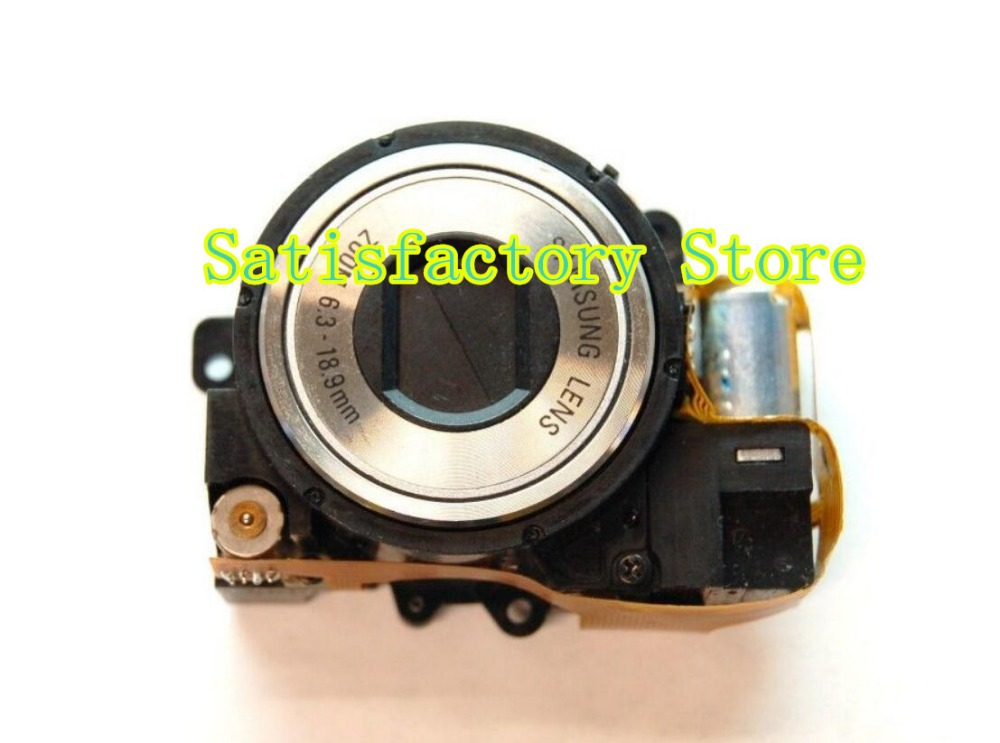 Lens Zoom Unit For SAMSUNG ES10 ES15 ES17 ES60 ES55 S760 S860 Digital Camera Repair Part NO CCD