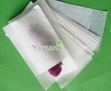 Free shipping! 100pcs/lot 60 * 80 mm  Tea Filters EXTRA SLIM -Empty tea bag-Filter paper bags-Coffee filter- Filter bag