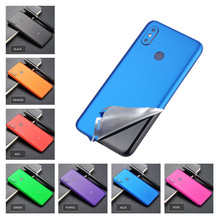 Top Sell Full Body Candy Color Decal Sticker Wrap Skin Case Cover For