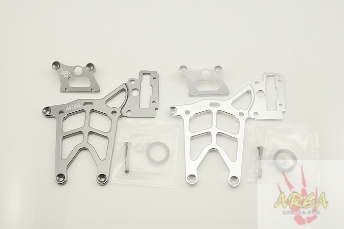 Area Rc Tranny Plate For HPI BAJA 5B 5T 5SC alloy front hub carrier for 1 5 hpi baja 5b 5t 5sc