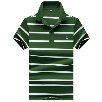 High Quality Tops&Tees Men's Polo shirts Business men brands Polo Shirts 3D embroidery Turn-down collar