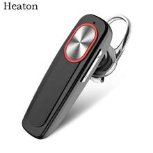 Auriculares inalámbricos con Bluetooth con micrófono manos libres, auriculares inalámbricos con Bluetooth, auriculares coloridos con gancho para la oreja para teléfono