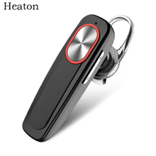 Wireless Bluetooth Headset Long Standby with Mic Handsfree Wireless Bluetooth Ea