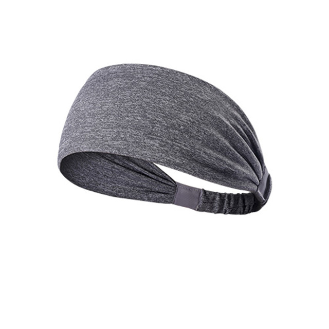 Elastic Sports Yoga Headband