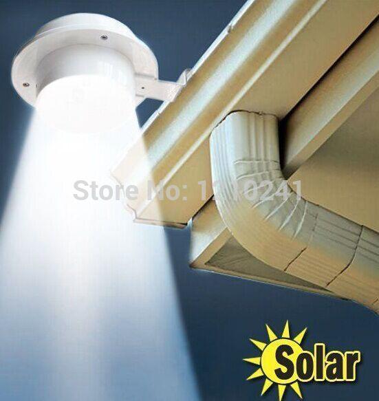 Solar 3 LEDs  Lamp Sensor Waterproof Solar Light L...