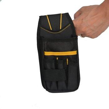 EHDIS الفينيل سيارة التفاف حقيبة أدوات أكسفورد جراب من القماش حقيبة حزام خصر المنظم نافذة تينت الممسحة سكين الأسطوانة حامل المساعدة