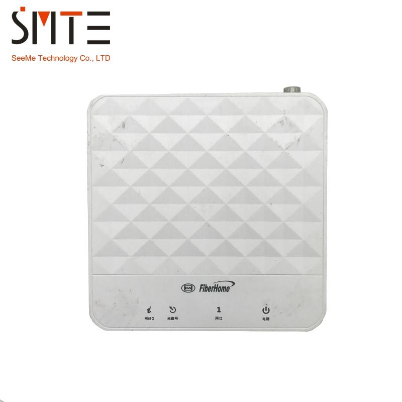 5 teile/los AN5506-01-A GPON Englisch version 5506-01A zweite hand mit adapter 65% neue