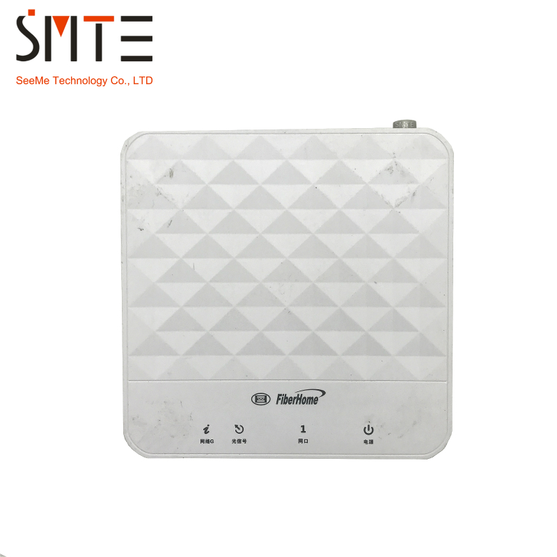 5pcs/Lot AN5506-01-A GPON English version 5506-01A second hand with adapter 65% new