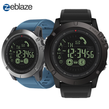 New Zeblaze VIBE 3 Flagship Rugged Smartwatch 33 month Standby Time 24h All Weather Monitoring font