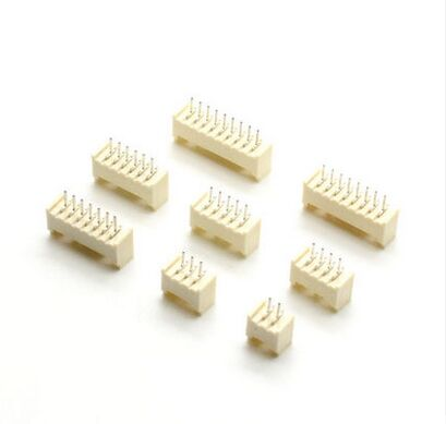 1.25 2/3/4/5/6/7/8/9/10/11/12 Pin 1.25mm Pitch Male Pin Header Connector Strip Pin Connectors Adaptor
